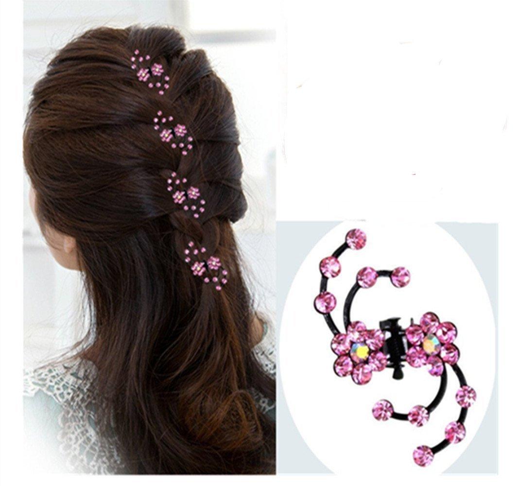 cuhair(TM) 10 Stück Frauen Mädchen Haarspange Haarnadeln Haarklammer Haarschmuck cutrade