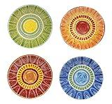 Certified International San Marino Dinner Plates (Set of 4), 11.25