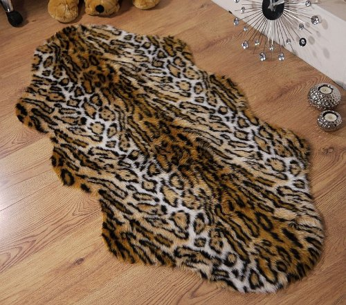 Large Modern Rug Animal Print Out Of Africa Serengetti