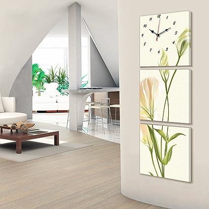 Clock SESO UK- Fondo Decorativo De Arte Creativo Pintura ...