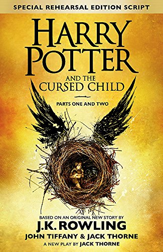 Harry Potter and the Cursed Child - Parts One & Two (Special Rehearsal Edition): The Official Script Book of the Original West End Production: Parts I & - Sale Australia Tiffany