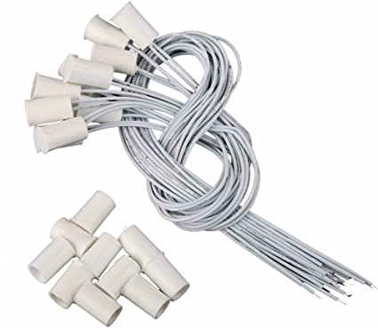 10pcs RC-33 Wired Door Window Sensor Magnetic Switch for Home Alarm System