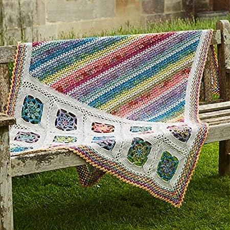 Stylecraft casa manta y cojín Batik & Batik elementos ...