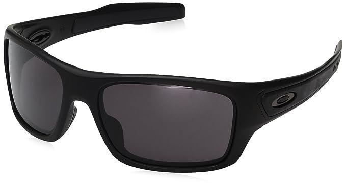 dc39e129e7 Oakley oakleyturbine - Sports Glasses - Matte Black: Amazon.co.uk ...