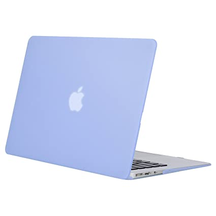 best cheap ca5f0 dc290 MOSISO MacBook Air 13 Inch Case (Release 2010-2017 Older Version), Plastic  Hard Shell Case Cover Only Compatible MacBook Air 13 (Models: A1369 & ...
