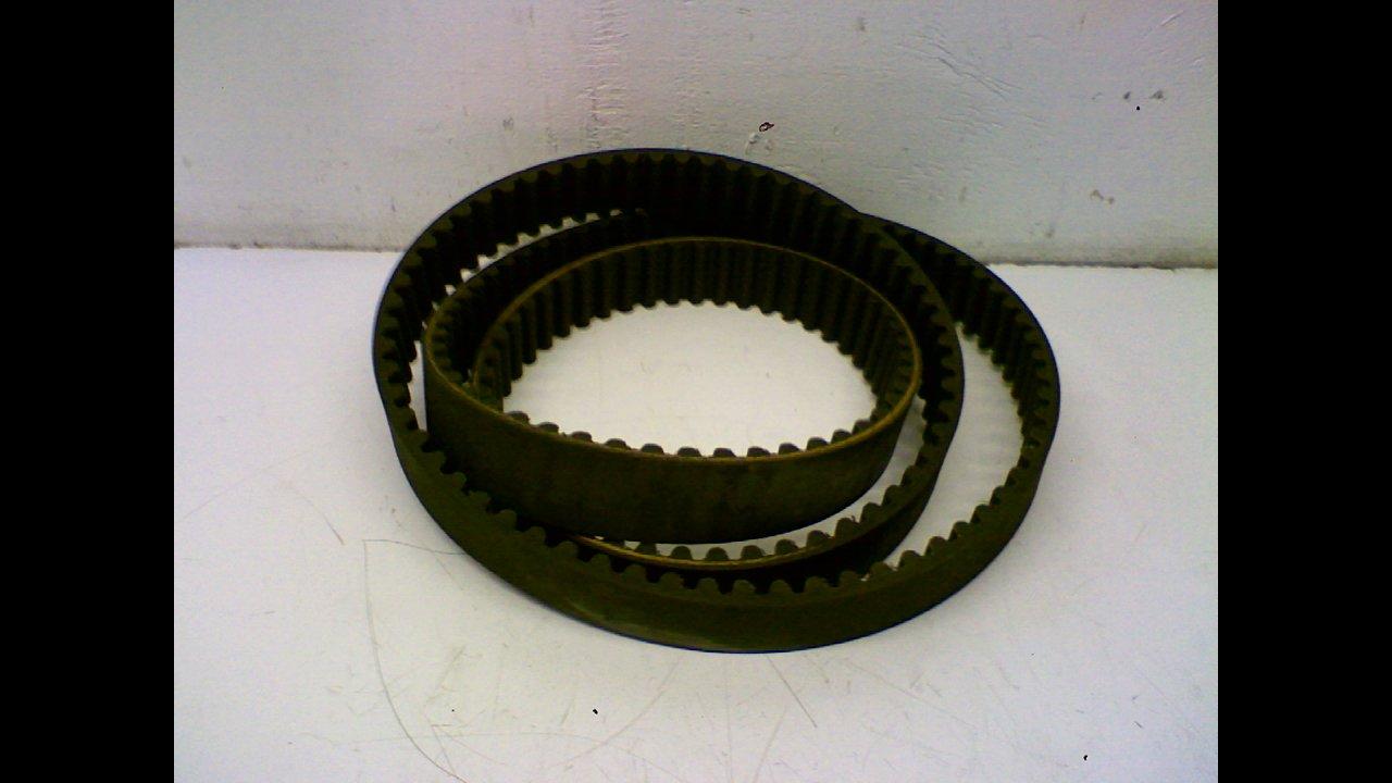 72 Teeth BESTORQ 576-8M-85 8M Timing Belt 85 mm Width 8 mm Pitch Rubber 576 mm Outside Circumference
