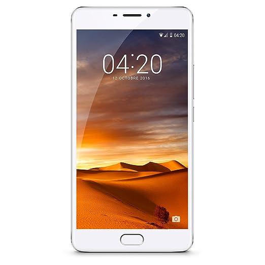 2 opinioni per Meizu M3 Max S685H Smartphone, 64 GB, Dual SIM, Argento/Bianco [EU]