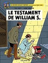 Blake Et Mortimer - Tome 24 - Le Testament De William S. (french Edition)
