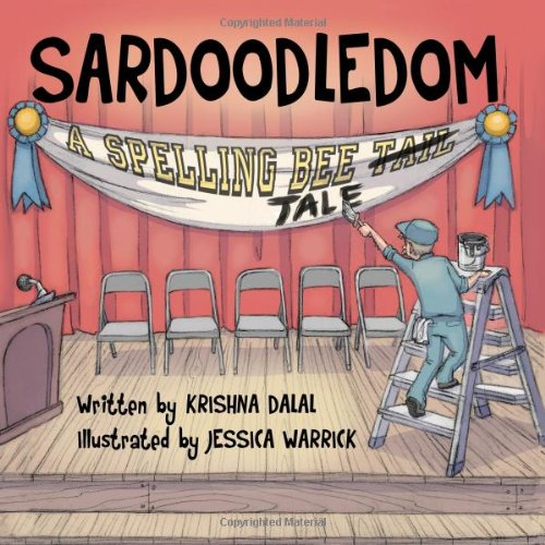 Read Online Sardoodledom: A Spelling Bee Tale pdf epub