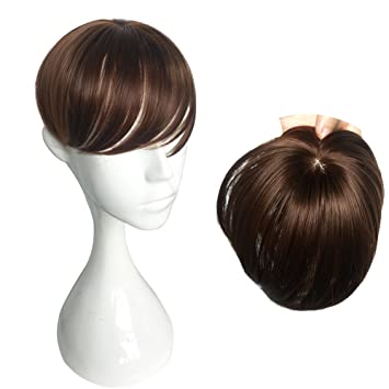 Namecute Top Wiglet Brown Top Hairpieces