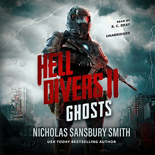 Hell Divers II: Ghosts: The Hell Divers Series, Book 2 Audiobook [Free Download by Trial] thumbnail