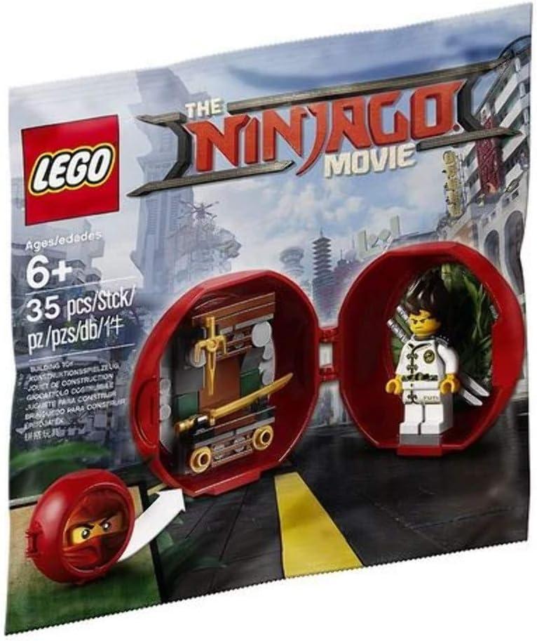 LEGO 5004916 The LEGO Ninjago Movie Kai's Dojo Pod