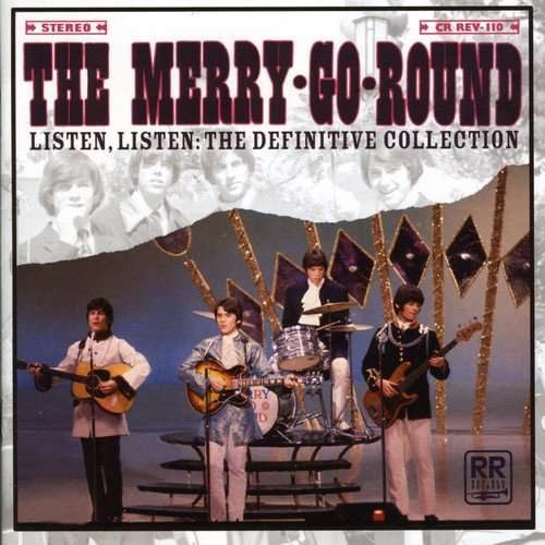 Listen Listen: The Definitive Collection /  Merry-Go-Round by Merry-go-round