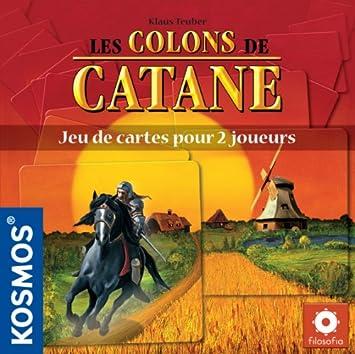 jeux de carte a deux joueurs Filosofia   Les Colons De Catane   Le Jeu de Cartes Pour 2 Joueurs
