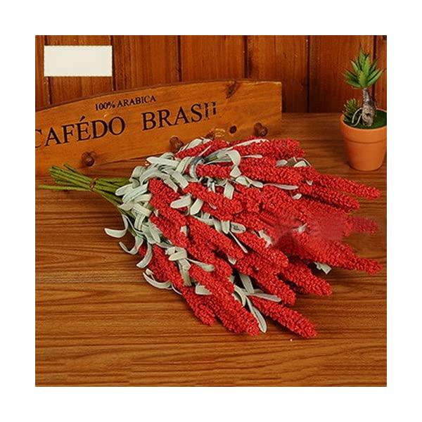 Erovy-12-Heads-Artificial-Lavender-Silk-Flower-Bouquet-Wedding-Home-Party-Decor-Decorative-Fake-Flowers-For-Decoration-Red
