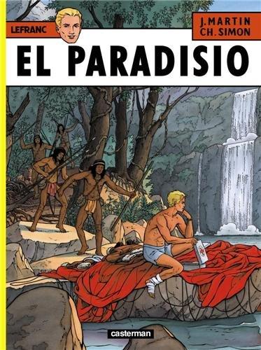 Download Les Aventures de Lefranc, tome 15 : El Paradisio ebook