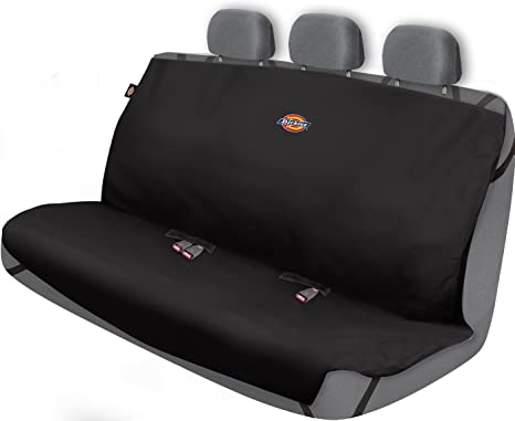Prime Dickies Heavy Duty Water Resistant Trader Seat Cover Black Caraccident5 Cool Chair Designs And Ideas Caraccident5Info