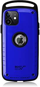 iPhone 12 Mini Case IMIFUN Ultra Protection Military Grade Shock and Drop Proof Soft Silicon&PC Impact Resist Extreme Durable Case for iPhone (Blue, iPhone 12 Mini)