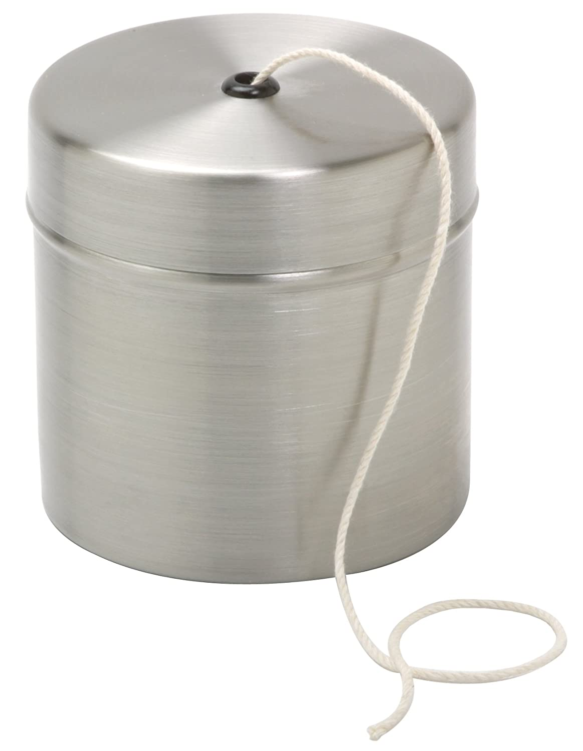Norpro 220-Feet Stainless-Steel Holder with Cotton Cooking Twine 941