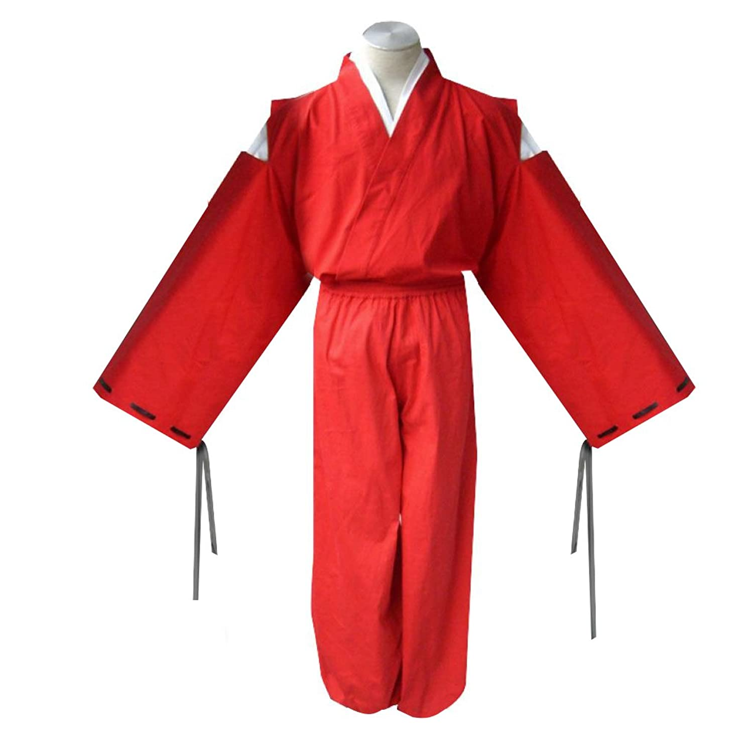 amazon com inuyasha cosplay costume inuyasha kid small clothing