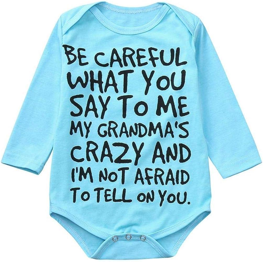 Unisex Newborn Infant Toddler Kids Baby Romper Bodysuit Jumpsuit Sunsuit Clothes