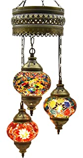 Mosaic chandelier filigree copper mosaicmosaic lampturkish lamp mosaic chandeliermosaic lampturkish lampmoroccan lantern aloadofball Choice Image