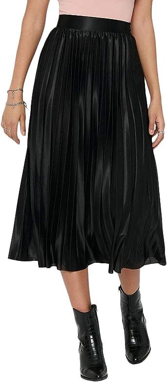 Only 15189586 Falda Mujer: Amazon.es: Ropa y accesorios