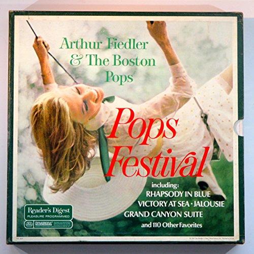 Reader's Digest Arthur Fiedler Pops Festival Box Set