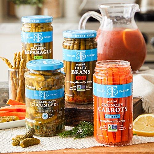 Tillen Farms Our Bloody Mary Condiment Collection - Asparagus Farms Tillen
