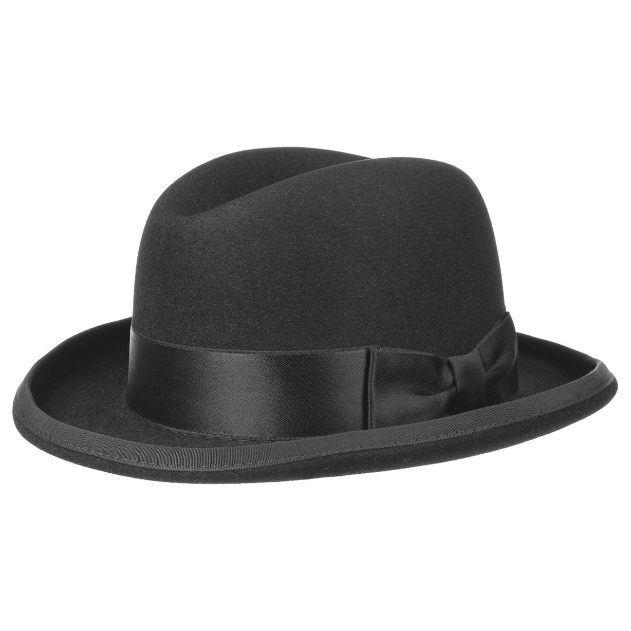 7750936c9 Stetson Saks Homburg Fur Felt Hat men´s: Amazon.co.uk: Clothing