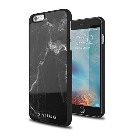 Funda iPhone 6 Plus / 6s Plus, Carcasa Snugg Anti-Impacto para Apple iPhone 6 Plus / 6s Plus [Mármol Genuino] Revestimiento de TPU, Diseño Ultrafina - ...