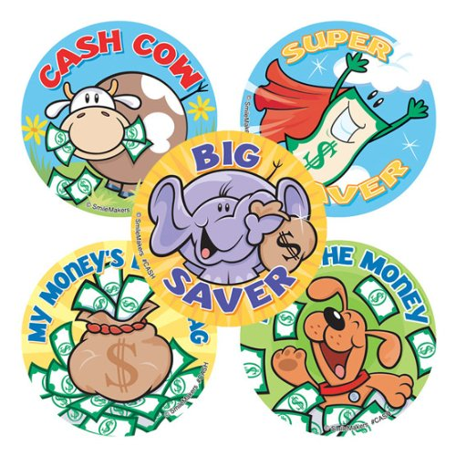 100 - Big Saver Stickers ()