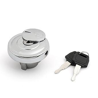 Artudatech Fuel Gas Tank Cap Keys Set For Yamaha DragStar V-Star XVS650 950 1100 1998-2017