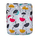 KaWaii Baby Pack of 18 One Size Cloth Diaper Shells Adjustable Leak-Proof Panel Washable Pocket Diaper Shells for 8-36 lbs| Reusable| Waterproof