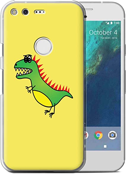 Stuff4® Phone Case/Cover/Skin/GG-CC/Cartoon Dinosaurs Collection T ...