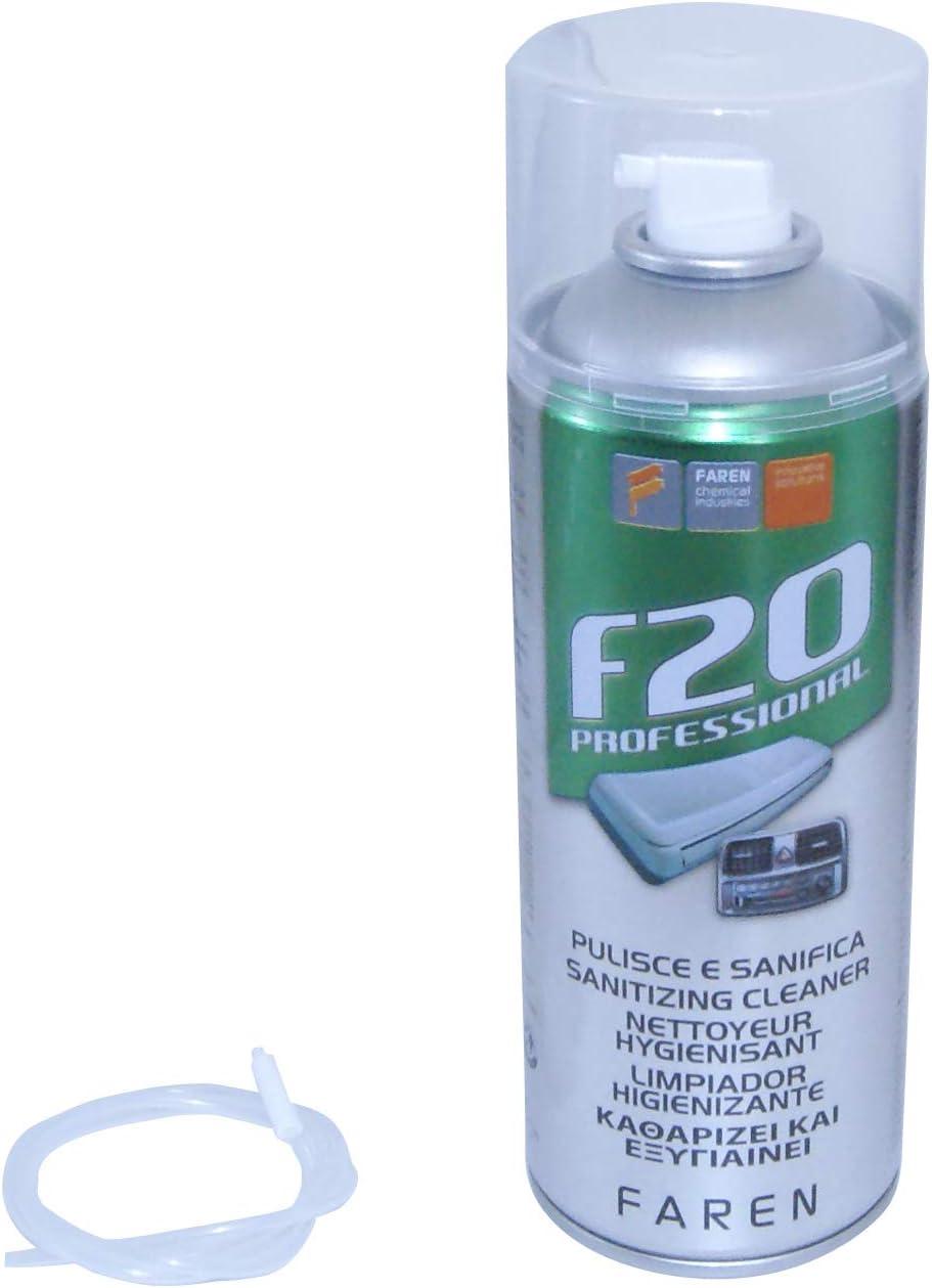 Faren 991003 Higienizante para climatizadores, Translúcido: Amazon ...