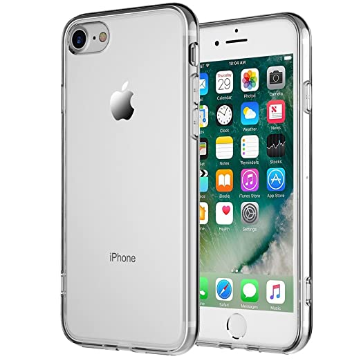 22 opinioni per Cover iPhone 7, NNIUK iPhone 7 Caso TPU copertura ultra sottile Crystal Clear