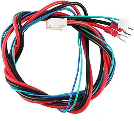 Turspit Anet A6 A8 - Cable de Cama Caliente con termistor para ...