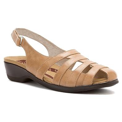 cb0483852aa5 Propet Women s Oyster Alisha 7.5 4E US  Amazon.co.uk  Shoes   Bags