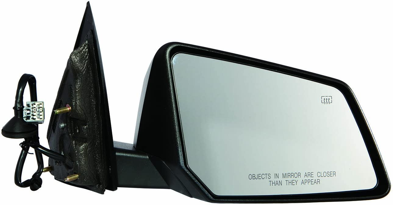 Gmc Acadia Power Heated Side Door Mirror 2008 2009 2010 Driver Left Side Replacement Gold Shrine for Saturn Outlook
