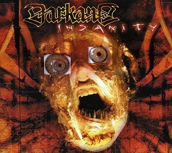 amazon insanity darkane ヘヴィーメタル 音楽