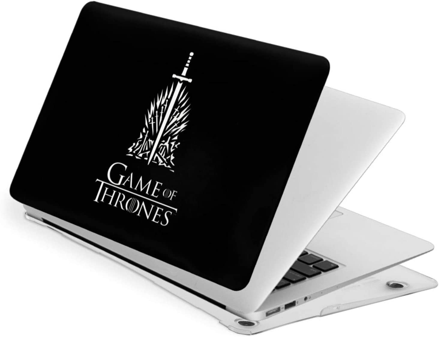 JHJHJ Game of Thrones-Logo Laptop Case Fortouch13 Hard Case Shell Cover + A Keyboard Swipe The Quality of A Material is Frivolous,Good Heat Dissipation Performance