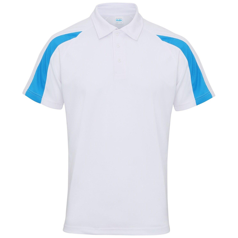 AWDis Just Cool - Polo à manches courtes - Homme  Amazon.fr  Vêtements et  accessoires 363df80a10c7
