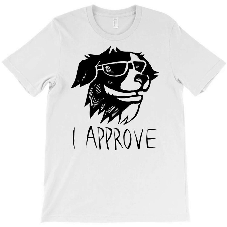 Hocoo Unisex Infant Fashion Shirt Dog with Glasses T-Shirt 6M-24M