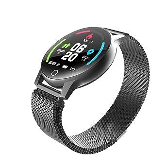 CarJTY Reloj inteligente para hombres y mujeres, monitor de ...