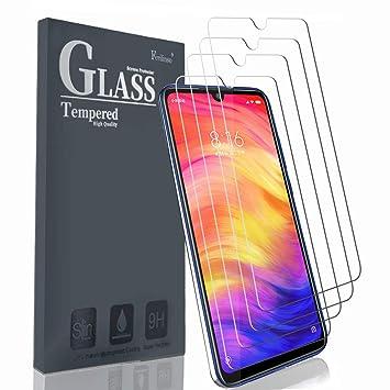 d8178d10d Ferilinso Cristal Templado para Xiaomi Redmi Note 7/ Note 7S/ Note 7 Pro/