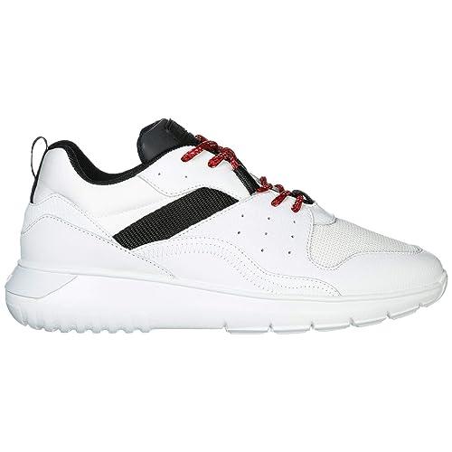 Hogan Interactive³ Zapatillas Deportivas Hombre Bianco: Amazon.es: Zapatos y complementos