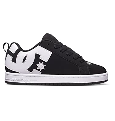 Dc Shoes Mens Shoes Court Graffik Shoes 300529