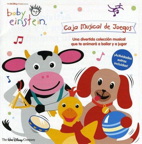 Baby Einstein: Caja Musical De Juegos[Importado]