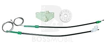P65, P70, P80/_ TOURNEO CONNECT Bossmobil TRANSIT CONNECT set riparazione per sollevatore di finestrino alzacristalli avanti destra